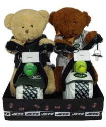 Jets motorcycle diaper cakes